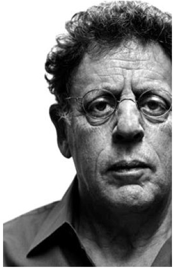 Figure 3: Philip Glass.