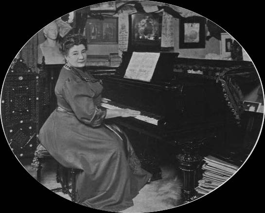 Figure 6: Ernestine Schumann-Heink dans Musica, no52, 1907, p.14-15.