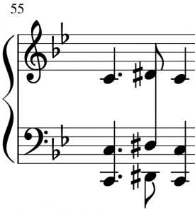 Figure8: José Vianna da Motta, <em>Invocação dos Lusíadas</em>, op.19, mes. 55 (Vianna da Motta1897-1913).